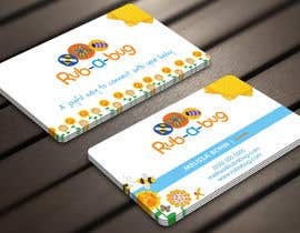 #29 untuk Design some Business Cards for Rub-a-Bug oleh Derard