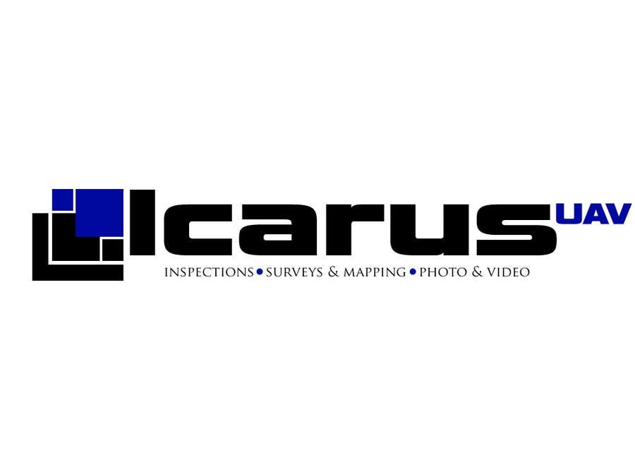 Konkurrenceindlæg #                                        16                                      for                                         Design a Logo for ICARUS UAV.COM