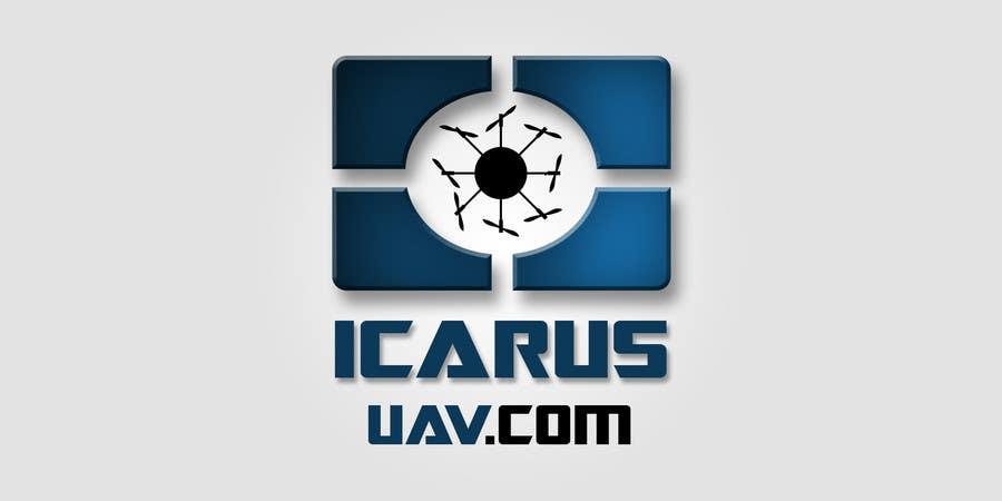 Contest Entry #18 for Design a Logo for ICARUS UAV.COM