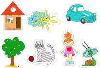 Graphic Design Inscrição do Concurso Nº17 para simple but creative designs for (school)childeren 3 to 12 years