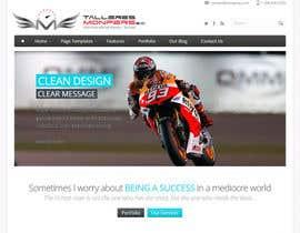 #48 for Diseñar un logotipo para una empresa de venta y reparación de motocicletas af leovbox