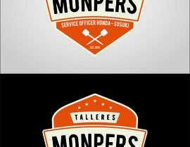 #54 for Diseñar un logotipo para una empresa de venta y reparación de motocicletas af Guillermodigital