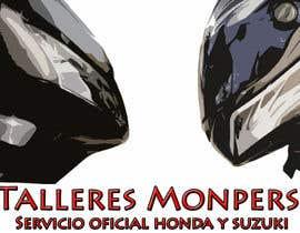 #41 for Diseñar un logotipo para una empresa de venta y reparación de motocicletas af jorgeevb