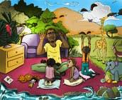 Illustrator Contest Entry #11 for Illustrate a Children's Book