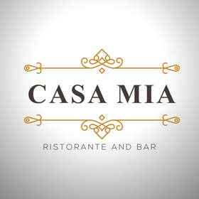 #32 untuk Casa Mia Ristorante 2 oleh onkarpurba