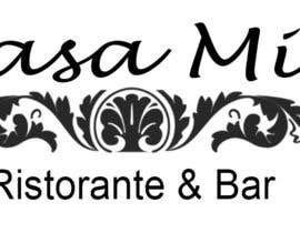 nº 24 pour Casa Mia Ristorante 2 par NiculescuCarmen