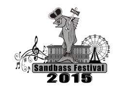 #8 for Design a T-Shirt for SandBass Festival af starfz