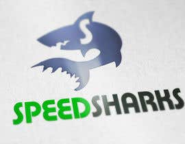 #33 untuk Design a Logo for SpeedSharks oleh guptamonarch