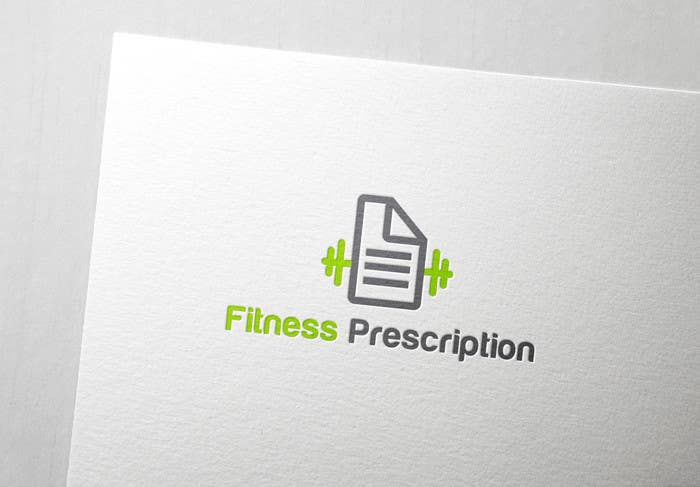 Konkurrenceindlæg #                                        34                                      for                                         Design a Logo for Fitness Prescription