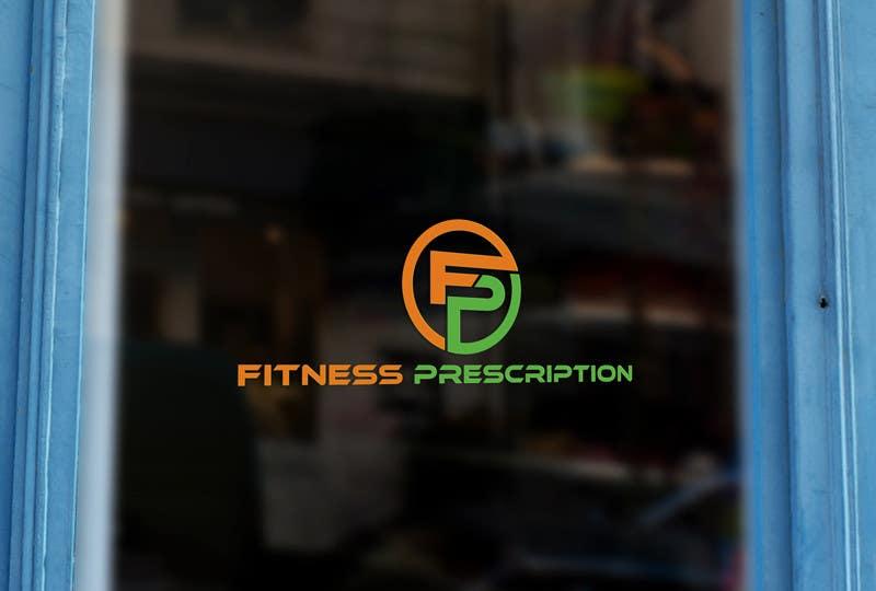 Konkurrenceindlæg #                                        15                                      for                                         Design a Logo for Fitness Prescription