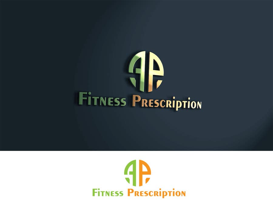 Konkurrenceindlæg #                                        27                                      for                                         Design a Logo for Fitness Prescription