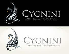 #74 para Design a Logo for Cygnini Jewelry por StoneArch