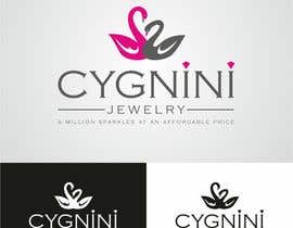 #37 para Design a Logo for Cygnini Jewelry por Nicolive86