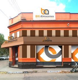 Nro 10 kilpailuun Photomontage for a Supermarket käyttäjältä AramDesigne