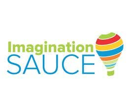 "#69 untuk Design a Logo for ""Imagination Sauce"" oleh screenprintart"