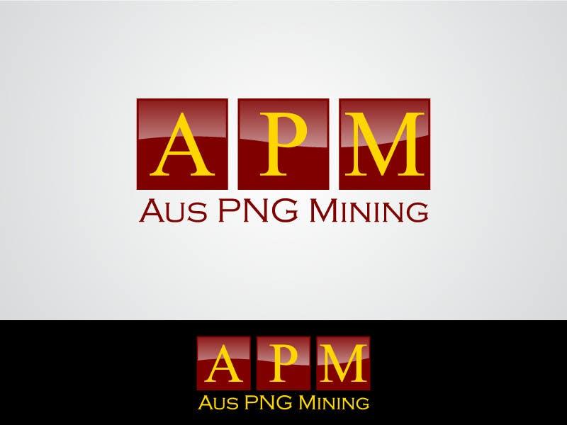 Bài tham dự cuộc thi #                                        21                                      cho                                         Design a Logo for Modern Mining Company