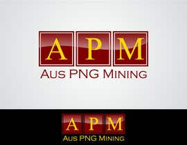 #70 for Design a Logo for Modern Mining Company af HammyHS