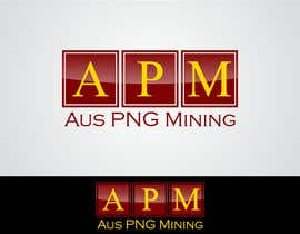 #71 for Design a Logo for Modern Mining Company af HammyHS