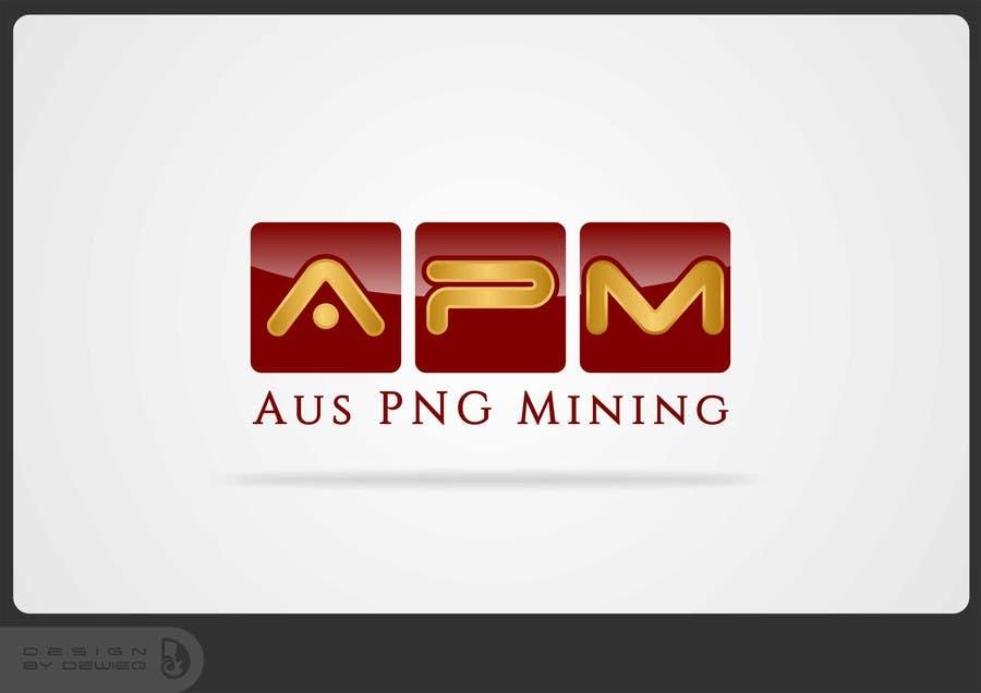 Bài tham dự cuộc thi #                                        130                                      cho                                         Design a Logo for Modern Mining Company