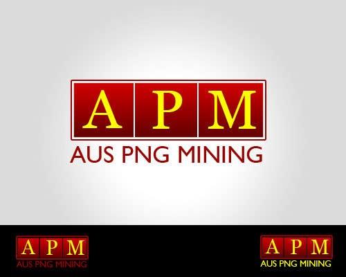 Bài tham dự cuộc thi #                                        129                                      cho                                         Design a Logo for Modern Mining Company