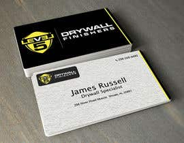 #84 for Design some Business Cards for Drywall Company af gogoimouchumi15