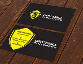 #82 for Design some Business Cards for Drywall Company af mosaddekbillah
