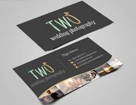 #80 for Design some Business Cards for wedding photographers af imtiazmahmud80