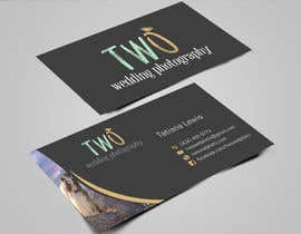 #85 for Design some Business Cards for wedding photographers by imtiazmahmud80