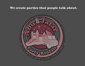 #2 for Design a Business Card for a Party Rentals company af whitishblack