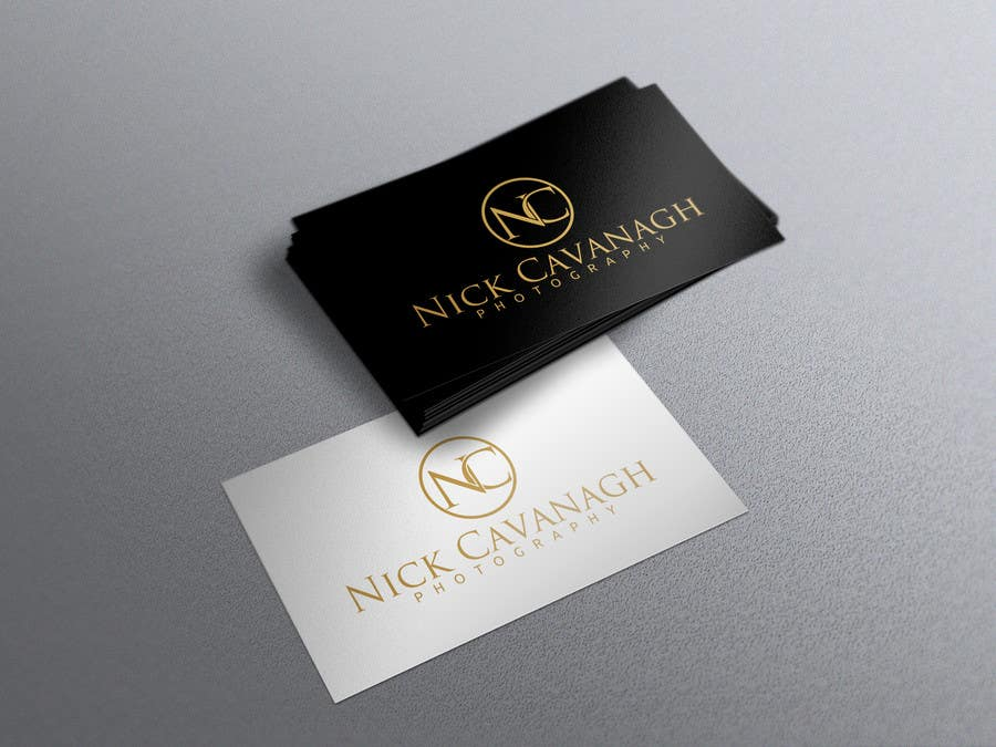 Contest Entry #                                        76                                      for                                         Design a Logo for Nick Cavanagh . A working photographer in Ireland.