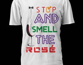 #21 for Design a T-Shirt for Wine Company by AdeptDesigners
