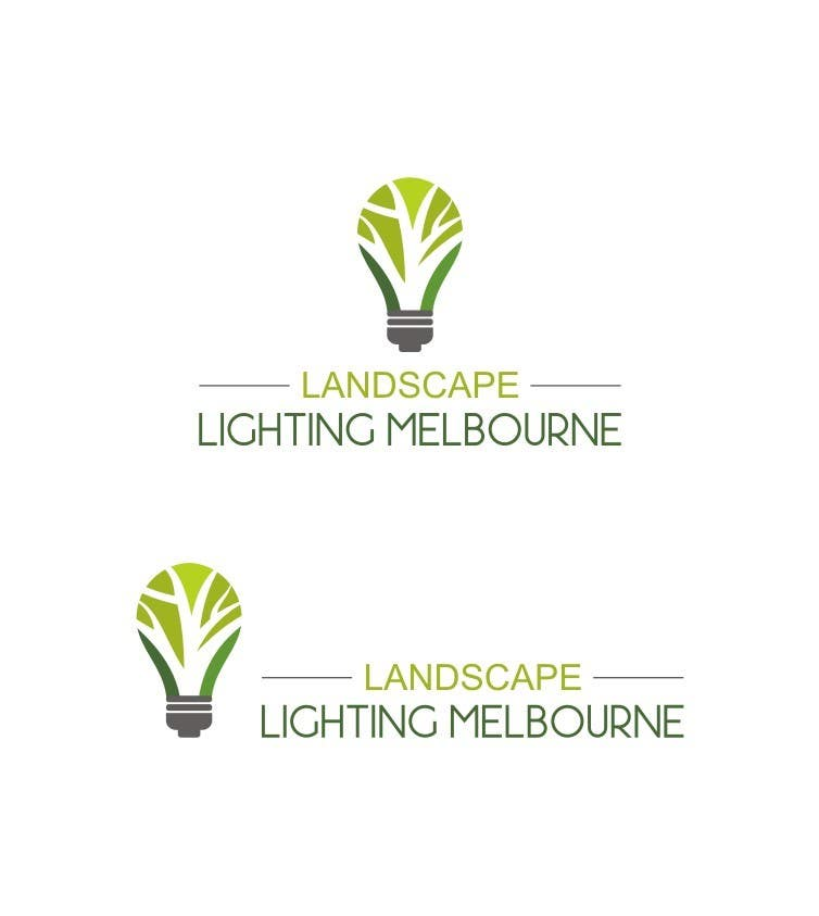 Contest Entry 767 For Garden Lighting Company Logo