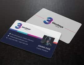 #23 untuk One Awesome Business Card Please! oleh akhi1sl