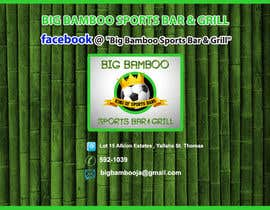 #15 para Design a Flyer for my sports bar por Thomas521
