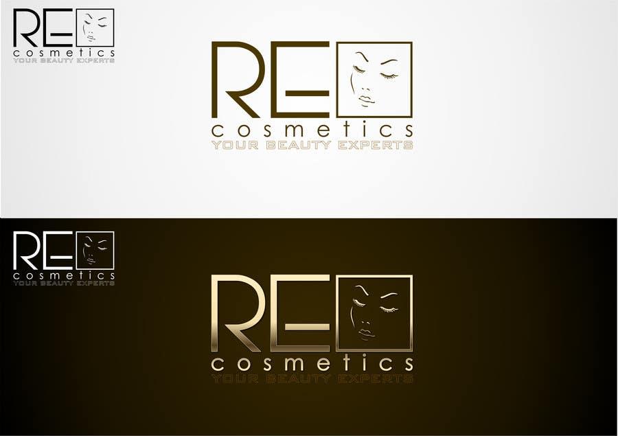 Konkurrenceindlæg #                                        38                                      for                                         Design a Logo for cosmetics shop