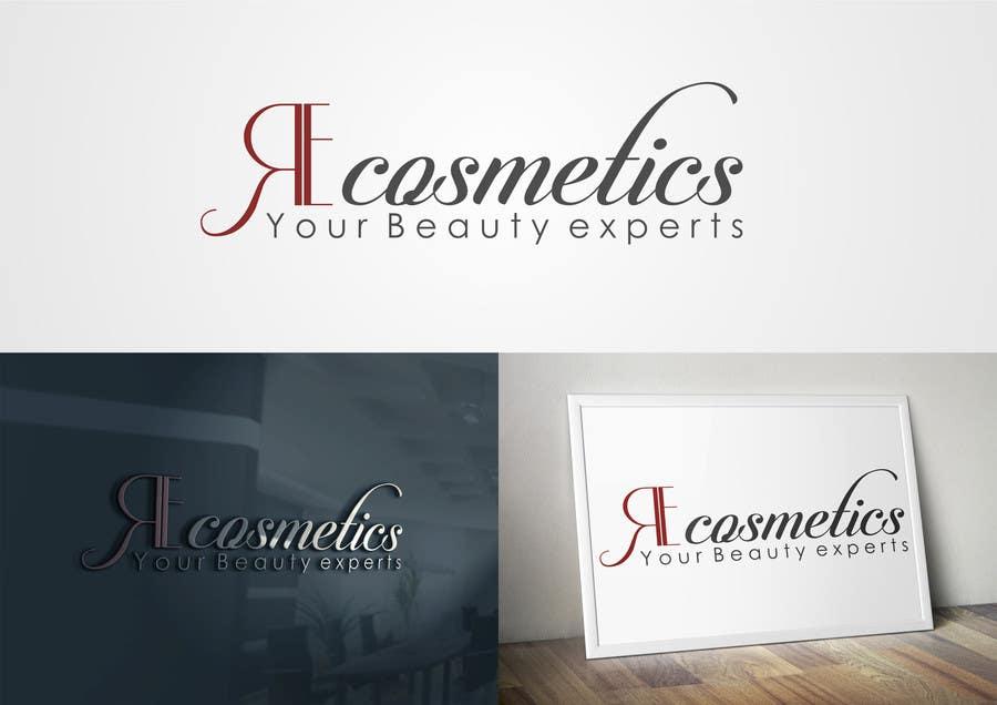 Konkurrenceindlæg #                                        51                                      for                                         Design a Logo for cosmetics shop