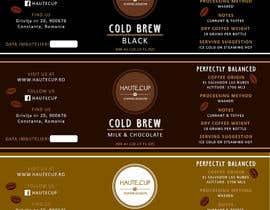 #11 para I need 3 labels for the botteled coffees we are about to launch. por pinturicchios1