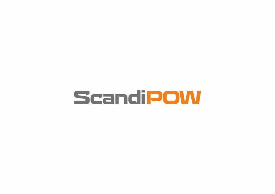 Contest Entry #                                        58                                      for                                         Simple and neat logo needed for ScandiPow (Title only so no extra graphics needed)