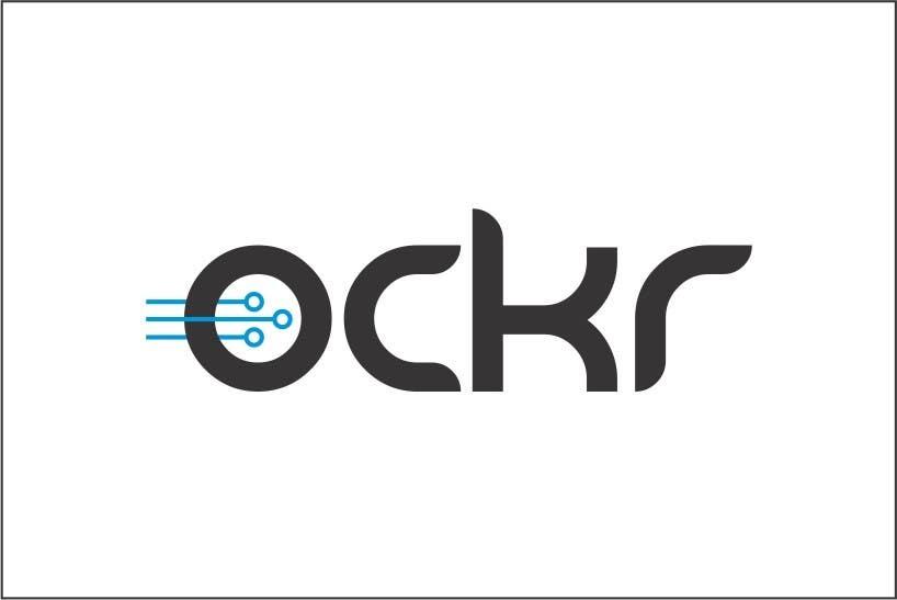 Contest Entry #                                        8                                      for                                         Design a Logo for ockr