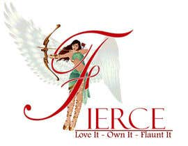 #26 for FIERCE JEWELLERY LOGO - FUN & EXCITING! - INVITING ALL DESIGNERS, CARTOONISTS & ANIMATORS - Logo Requires POLISHING, PROFESSIONAL & HIGH QUALITY - Winged Angel with Bow & Arrow by qshahnawaz