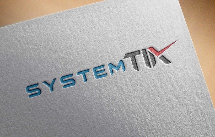 Inscrição nº 51 do Concurso para logo for company name : SystemTIK