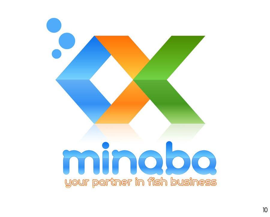 Penyertaan Peraduan #97 untuk minaba logo