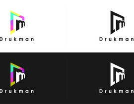 nº 60 pour Ontwerp een Logo for a new company in screenprinting DRUKMAN par Hassan12feb
