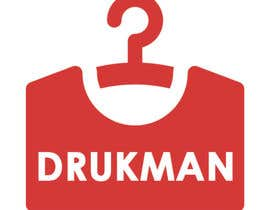 #2 for Ontwerp een Logo for a new company in screenprinting DRUKMAN by vanlesterf