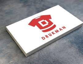 vanlesterf tarafından Ontwerp een Logo for a new company in screenprinting DRUKMAN için no 18