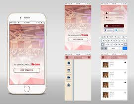 #12 untuk Design a Website Mockup for an APP oleh michelleoui
