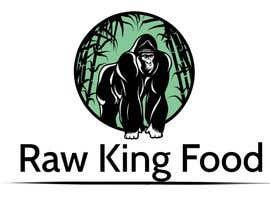#67 for RawKing Foods Gorilla Design af rafaEL1s
