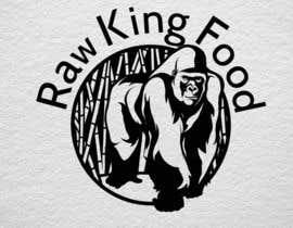 nº 138 pour RawKing Foods Gorilla Design par rafaEL1s