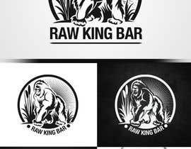nº 9 pour RawKing Foods Gorilla Design par sat01680