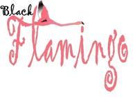 Design a Logo for Black Flamingo Clothing Company. için Graphic Design22 No.lu Yarışma Girdisi